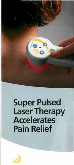 Cold Laser Pain Relief